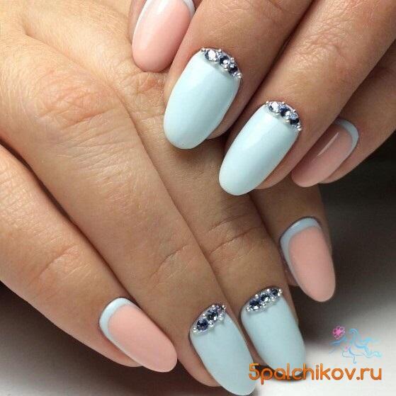 Дизайн ногтей-пастель