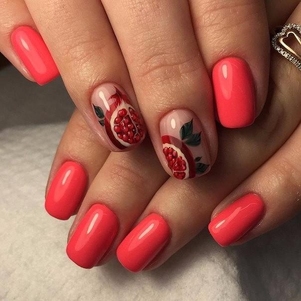 Фото ногти дизайн 2017-2018 лето