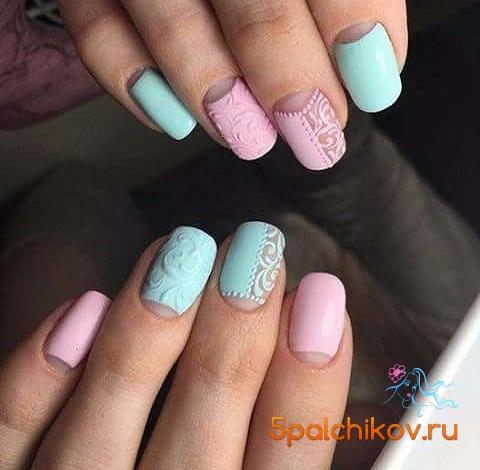 Ногти лунные