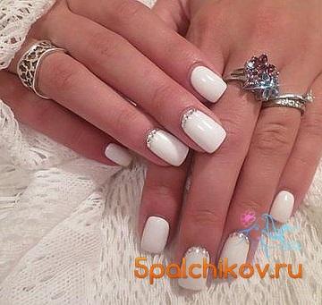 Картинки ногти свадебные